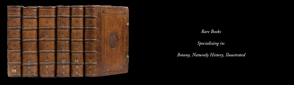 Vasari Gallery Rare Books for Sale